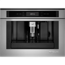 Built-In Coffee System, Stainless Steel
