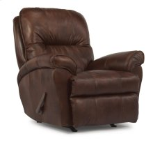Wilson Leather or Fabric Rocking Recliner