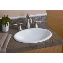 Mini Oval Bathroom Sink
