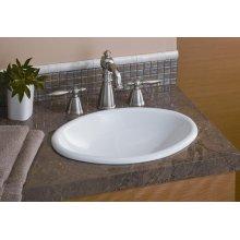 Mini Oval Bathroom Sink