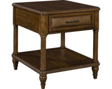 Amalie Bay End Table