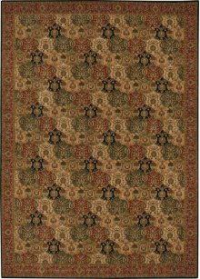 Hard To Find Sizes Grand Parterre Pt04 Multi Rectangle Rug 13' X 18'