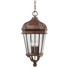 Harrison - 4 Light Outdoor Chain Hung