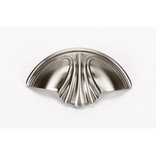 Venetian Cup Pull A1509 - Satin Nickel