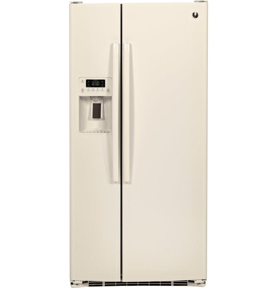 GE(R) ENERGY STAR(R) 23.2 Cu. Ft. Side-By-Side Refrigerator