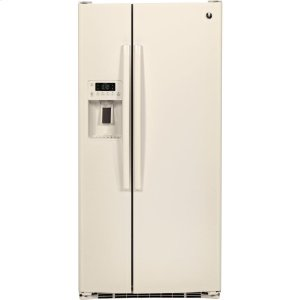 ®ENERGY STAR® 23.2 Cu. Ft. Side-By-Side Refrigerator - BISQUE