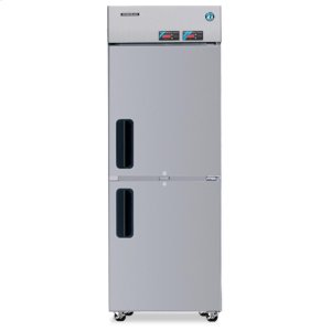 HoshizakiDual Temp Cabinet, Single Section Upright, Half Stainless Door