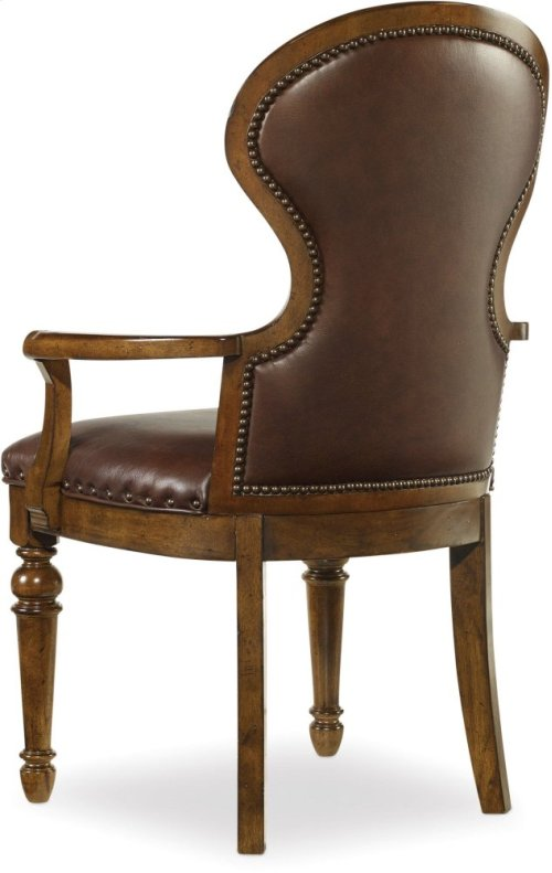 Tynecastle Upholstered Arm Chair