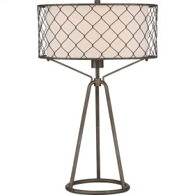 Homestead Table Lamp in Other