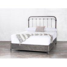 Braden Surround Iron Bed