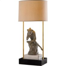 KONG TABLE LAMP BASE