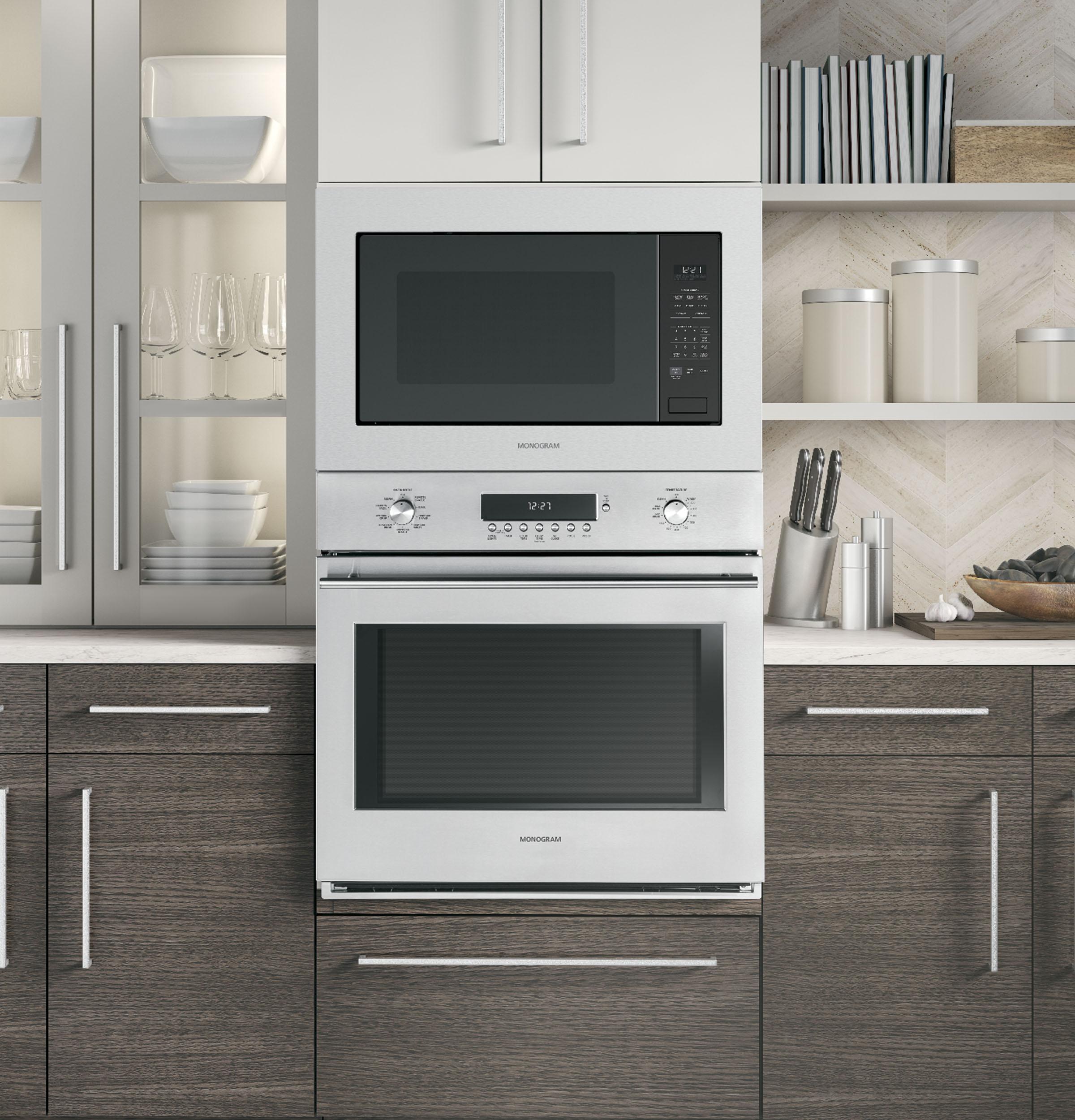Monogram 2 Cu Ft Built In Microwave Oven