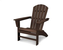 Mahogany Nautical Adirondack Chair