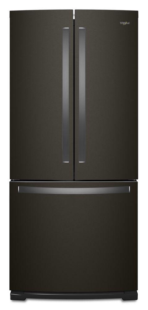 Attirant 30 Inch Wide French Door Refrigerator   20 Cu. Ft.