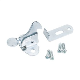 Zinc Finish Elbow Catch Polybagged with Screws
