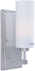 Wall Lamp, Ps/frost Glass Shade, E27 Type A 60w Product Image