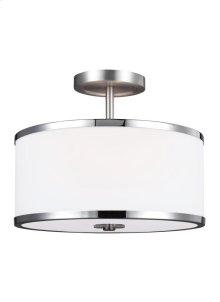 2 - Light Semi-flush