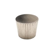 Flute Taper Knob - CK10032 Silicon Bronze Brushed
