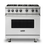 "Viking36"" Gas Range, Natural Gas"