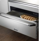 "Renaissance 24"" Epicure Warming Drawer, in Stainless Steel with Chrome Trim Product Image"