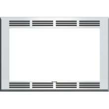 "Thd BI Trim Kit, 30"", Convection MW, SS"