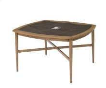 Square Umbella Dining Table