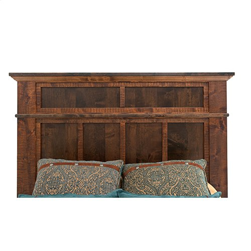 Glen Falls - Panel Bed - 21462 - King Bed (complete)