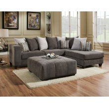 4125-14L RSF Sectional Chaise