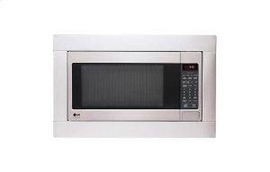 LG STUDIO: 2.0 cu. ft. Countertop Microwave Oven