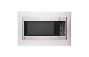 LG STUDIO: 2.0 cu. ft. Countertop Microwave Oven