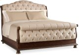 Adagio King Tufted Bed Product Image