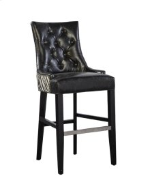 Black Serengeti Bar Stool