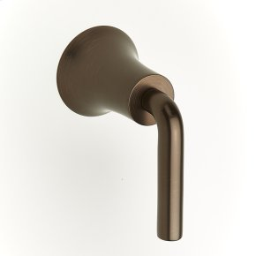Volume Control and Diverters River (series 17) Bronze