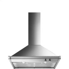 "76 CM (approx. 30""), Ventilation Hood, Stainless Steel"