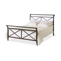 Gabriel Regular Footboard Bed - Queen Product Image