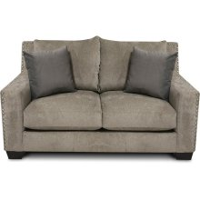 Del Mar Luckenbach Loveseat with Nails 7K06N