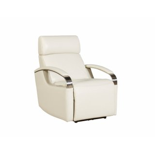 Cosmo White Recliner