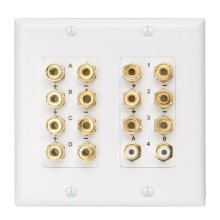 HTP-7.2 Home Theater Wallplate