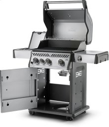 Rogue ® Special Edition 425 SB Stainless Steel with Range Side Burner