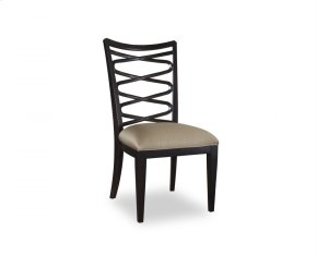 Cosmopolitan Ribbon Back Side Chair