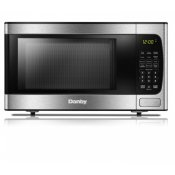 Danby 0.9 cuft Microwave with Stainless Steel front