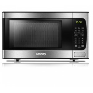 DanbyDanby 0.9 cuft Microwave with Stainless Steel front
