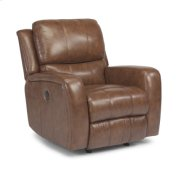 Hammond Leather Power Glider Recliner Product Image