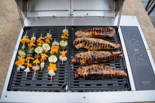 240v Texan Electric Grill