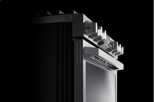 LG SIGNATURE 7.3 cu.ft. Smart wi-fi Enabled Dual Fuel Double Oven Range with ProBake Convection®