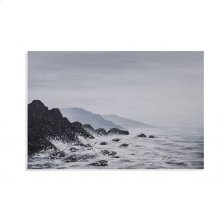 Grey Scale Ocean