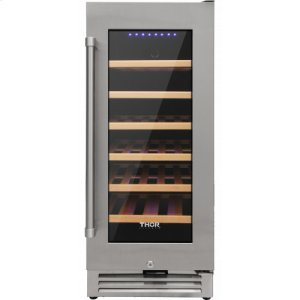 Thor33 Bottle Wine Cooler With Sabbath Mode