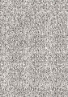 Tobiano Tob01 Silver Rectangle Rug 5'3'' X 7'5''