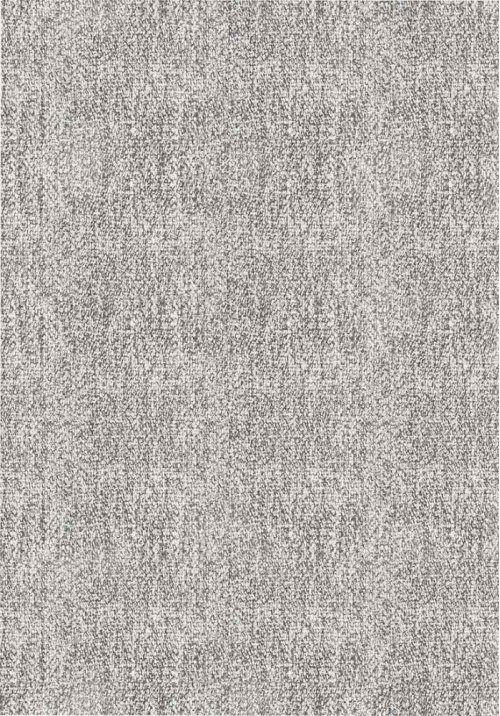 Tobiano Tob01 Silver Rectangle Rug 5'3'' X 7'5''