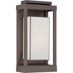 Powell Outdoor Lantern in Western Bronze